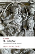 Book Cover for The Gallic War
