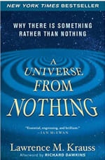 Book Cover for A Universe from Nothing: Why There Is Something Rather than Nothing