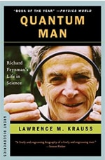 Book Cover for Quantum Man: Richard Feynman's Life in Science