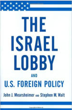 Book Cover for The Israel Lobby and U.S. Foreign Policy