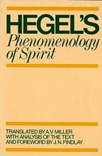 Book Cover for The Phenomenology of Spirit
