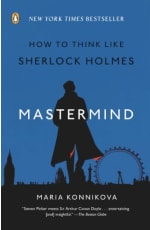 Book Cover for Mastermind: How to Think Like Sherlock Holmes