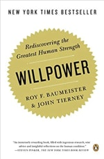 Book Cover for Willpower: Rediscovering the Greatest Human Strength