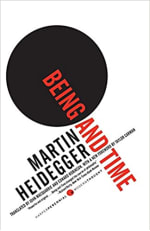 Book Cover for Being and Time