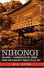 Book Cover for Nihongi