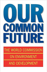 Book Cover for Our Common Future