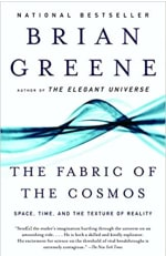 Book Cover for The Fabric of the Cosmos: Space, Time, and the Texture of Reality
