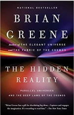 Book Cover for The Hidden Reality: Parallel Universes and the Deep Laws of the Cosmos