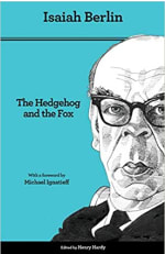 Book Cover for The Hedgehog and the Fox
