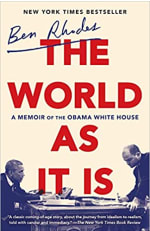 Book Cover for The World as It Is