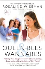 Book Cover for Queen Bees and Wannabees