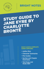 Bright Notes Cover for Jane Eyre