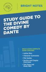 Bright Notes Cover for The Divine Comedy