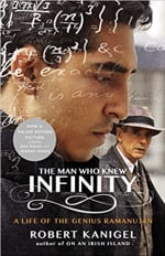 Book Cover for The Man Who Knew Infinity: A Life of the Genius Ramanujan