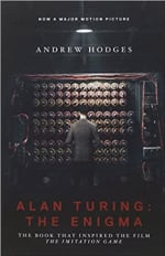 Book Cover for Alan Turing: The Enigma