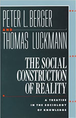 Book Cover for The Social Construction of Reality