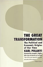 Book Cover for The Great Transformation