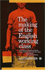 Book Cover for The Making of the English Working Class