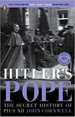 Book Cover for Hitler's Pope