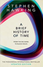 Book Cover for A Brief History of Time: From the Big Bang to Black Holes