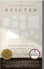 Book Cover for Evicted: Poverty and Profit in the American City