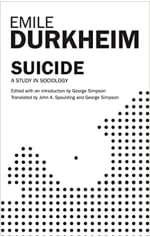 Book Cover for Suicide: A Study in Sociology