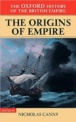 Book Cover for The Oxford History of the British Empire