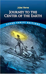 Book Cover for Journey to the Center of the Earth