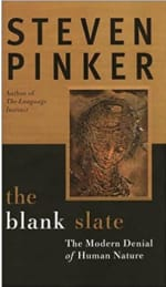 Book Cover for The Blank Slate: The Modern Denial of Human Nature