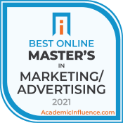 Best Online Master's in marketing and advertising Degree Programs