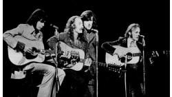Crosy, Stills, Nash & Young