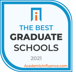 Badge for the Best Graduate Schools