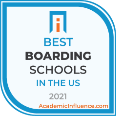 Badge for the Best Boarding Schools in the US