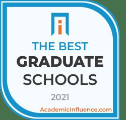 Badge for the Best Graduate Schools