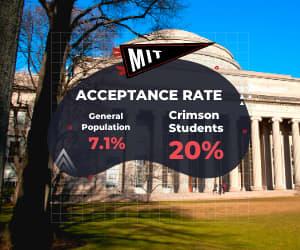 Crimson Education - Acceptance Rate Facts - MIT