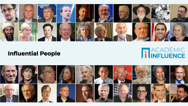 Cover Image of Influential People