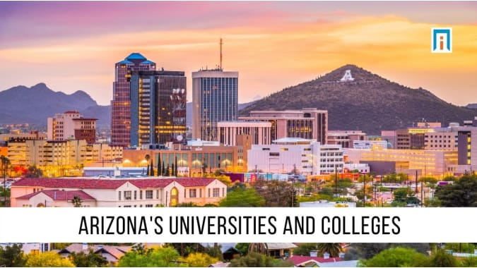 Universities and Colleges in Arizona