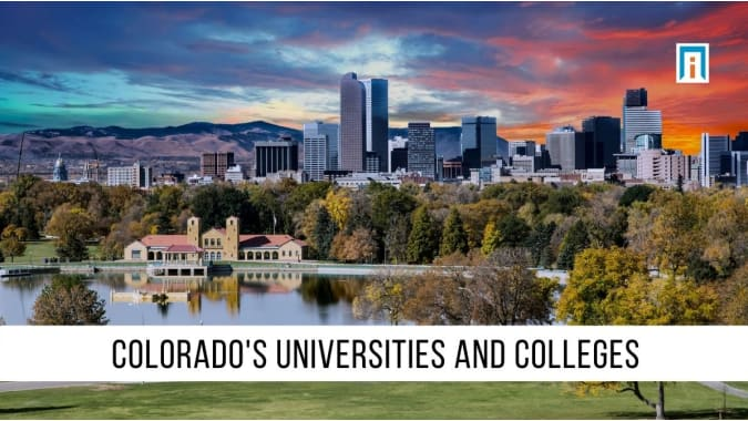 Universities and Colleges in Colorado