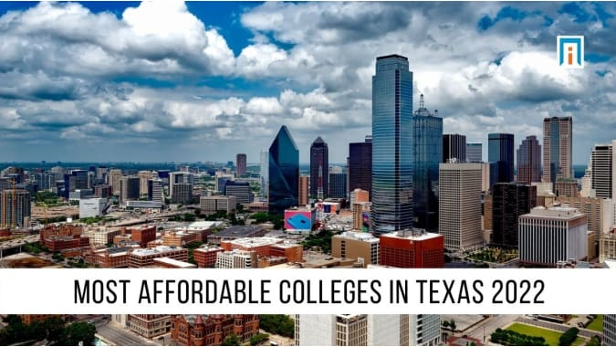 Texas's Most Affordable Colleges & Universities of 2021
