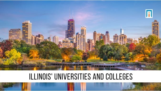 Universities and Colleges in Illinois