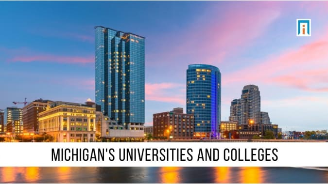 Universities and Colleges in Michigan of 2021