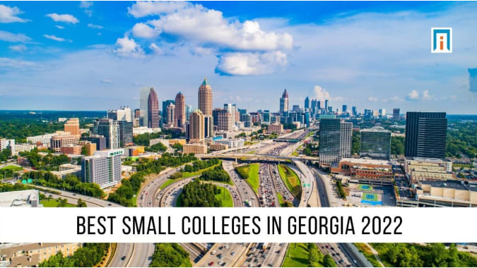 Georgia's Best Small Colleges of 2021