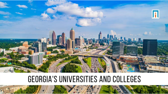 Universities and Colleges in Georgia