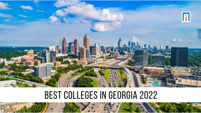 Georgia's Best Colleges and Universities of 2021