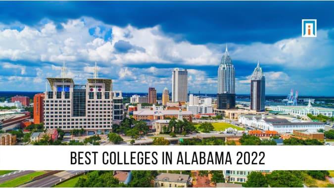 Alabama's Best Colleges & Universities of 2021