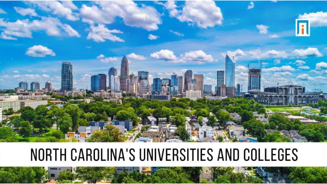 Universities and Colleges in North Carolina