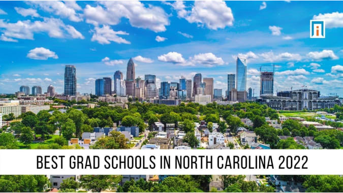 North Carolina's Best Graduate Schools of 2021