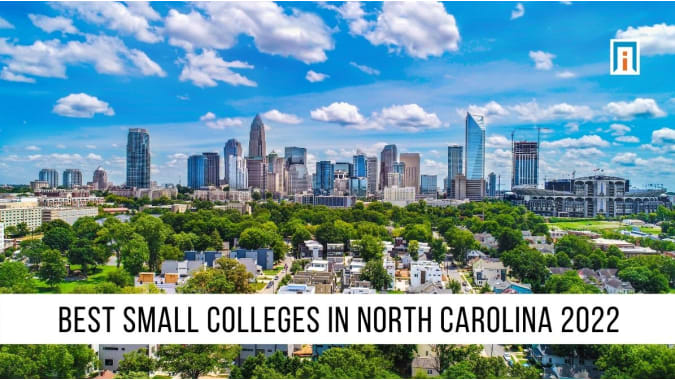 North Carolina's Best Small Colleges of 2021
