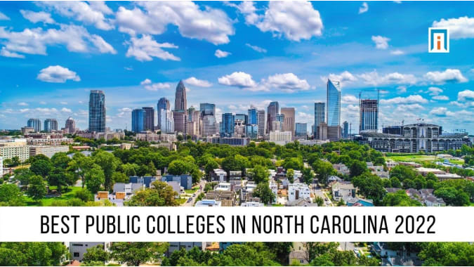 North Carolina's Best Public Colleges and Universities of 2021