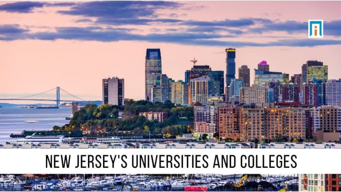 Universities and Colleges in New Jersey